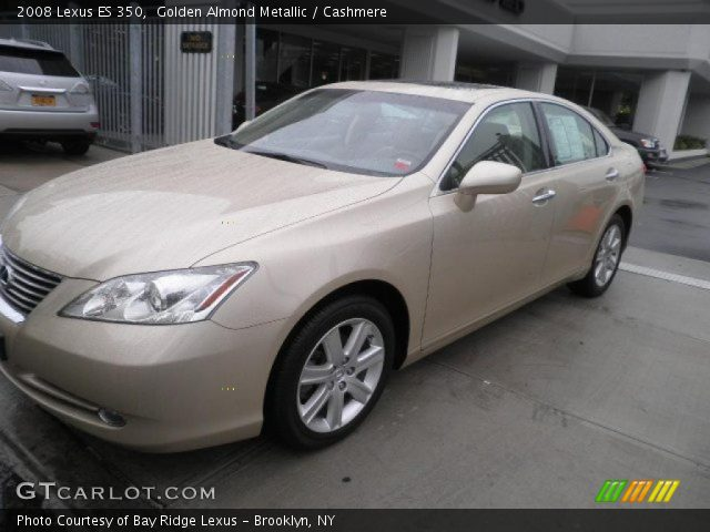 Lexus Es 350 In Golden Almond Metallic Gtcarlot | New Style for 2016 ...