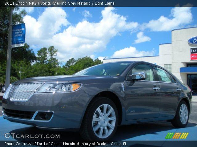 2011 Lincoln MKZ Hybrid in Sterling Grey Metallic
