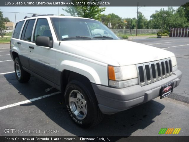 1996 jeep grand cherokee laredo 4x4 in stone white click to see large. Cars Review. Best American Auto & Cars Review