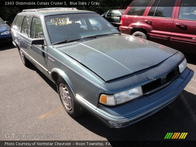 1993 Oldsmobile Cutlass Cruiser S in Blue Slate