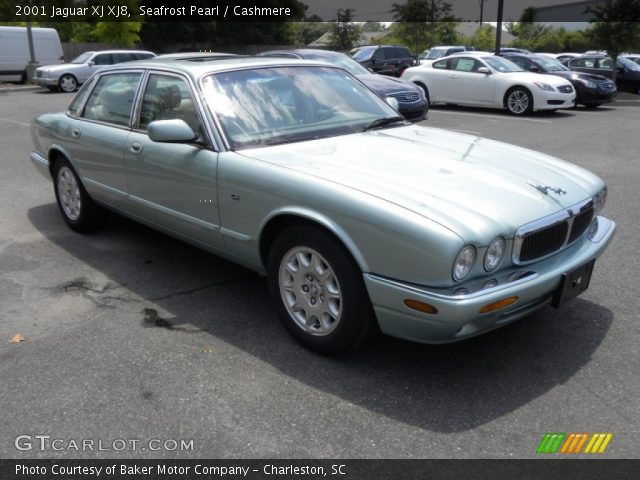 seafrost pearl 2001 jaguar xj xj8 cashmere interior vehicle archive 50191446. Black Bedroom Furniture Sets. Home Design Ideas