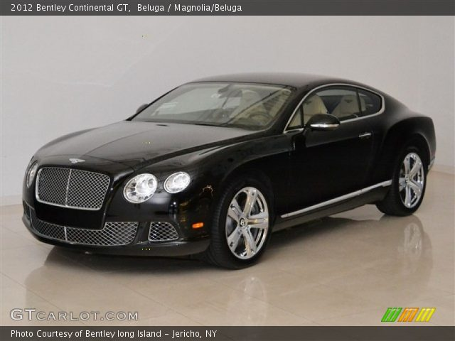 2012 Bentley Continental GT  in Beluga