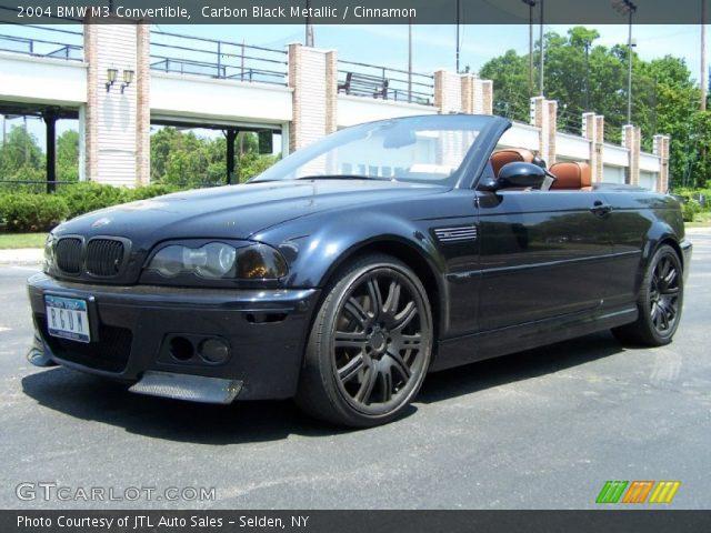Carbon black metallic 2004 bmw m3 convertible cinnamon - E46 m3 cinnamon interior for sale ...
