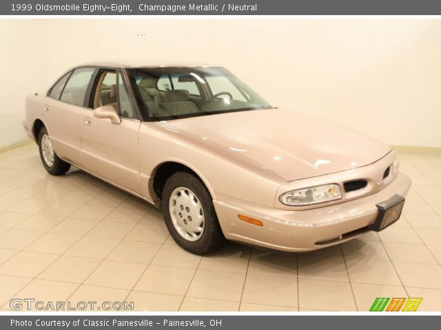 1999 Oldsmobile Eighty-Eight  in Champagne Metallic