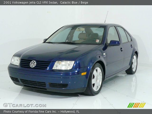 galactic blue 2001 volkswagen jetta gls vr6 sedan. Black Bedroom Furniture Sets. Home Design Ideas