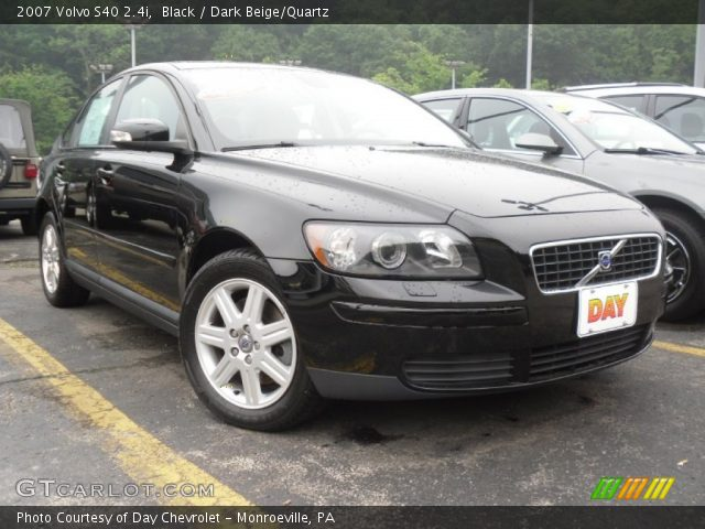 2007 volvo s40 related infomation specifications. Black Bedroom Furniture Sets. Home Design Ideas