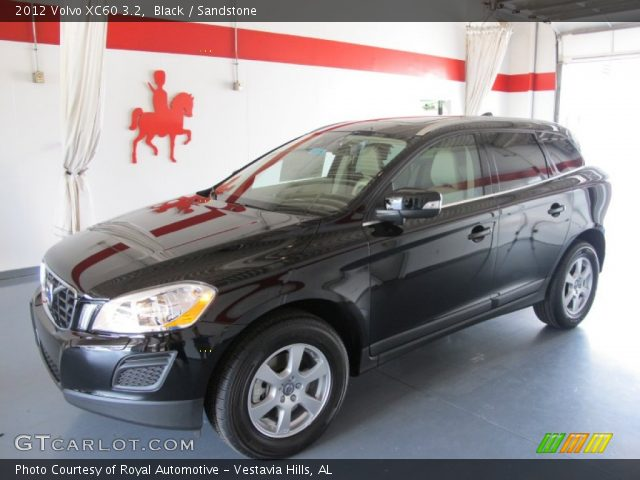 2012 Volvo XC60 3.2 in Black