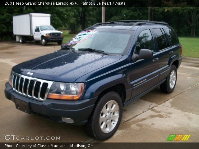 2001 jeep grand cherokee laredo 4x4 in patriot blue pearl click to. Cars Review. Best American Auto & Cars Review