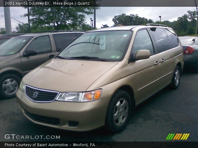 2001 honda odyssey problems defects complaints autos post