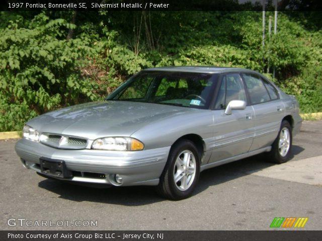 silvermist metallic 1997 pontiac bonneville se pewter interior gtcarlot com vehicle archive 51856695 gtcarlot com