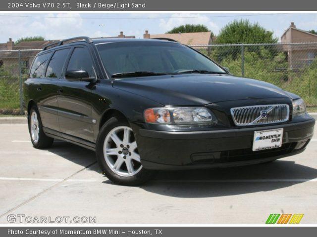 black 2004 volvo v70 2 5t beige light sand interior vehicle archive 52087092. Black Bedroom Furniture Sets. Home Design Ideas
