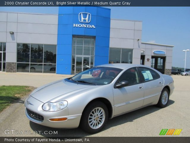 2000 Chrysler Concorde LXi in Bright Silver Metallic