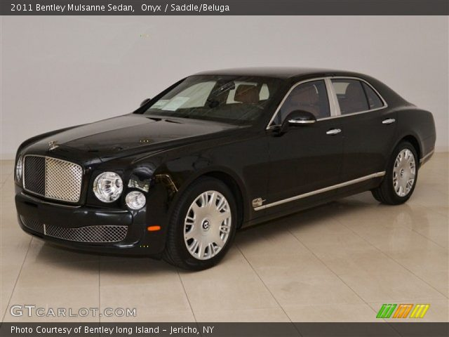 2011 Bentley Mulsanne Sedan in Onyx