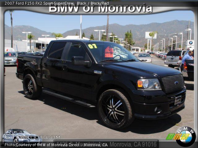 2007 ford f150 fx2 sport truck autos weblog. Black Bedroom Furniture Sets. Home Design Ideas