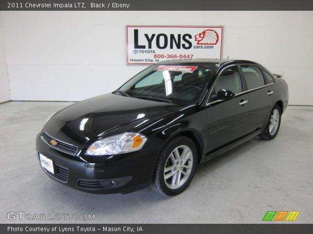2011 Impala Ltz Autos Post
