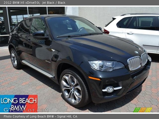 jet black 2012 bmw x6 xdrive50i black interior. Black Bedroom Furniture Sets. Home Design Ideas