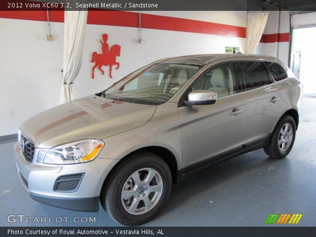 2012 Volvo XC60 3.2 in Seashell Metallic