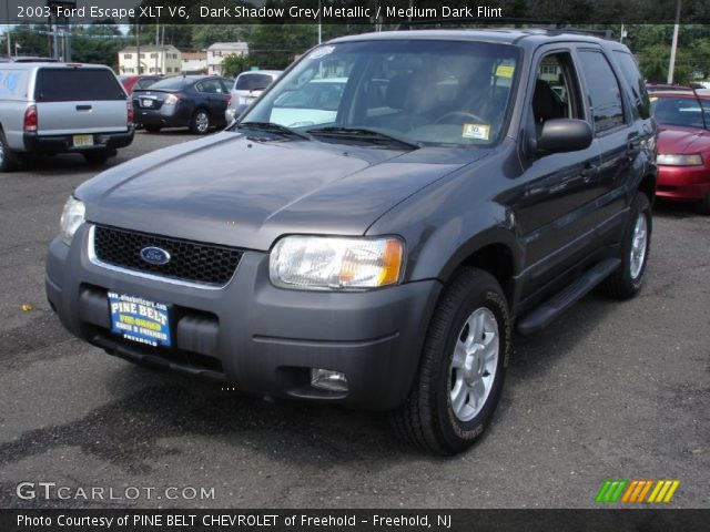 dark shadow grey metallic 2003 ford escape xlt v6. Black Bedroom Furniture Sets. Home Design Ideas