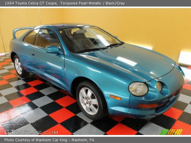 torquoise pearl metallic 1994 toyota celica gt coupe. Black Bedroom Furniture Sets. Home Design Ideas