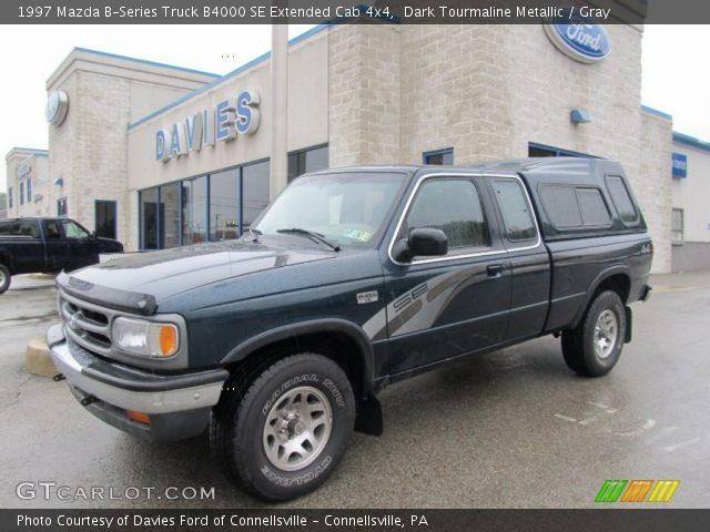 1997 mazda b4000