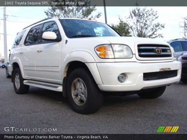 natural white 2002 toyota sequoia sr5 oak interior. Black Bedroom Furniture Sets. Home Design Ideas