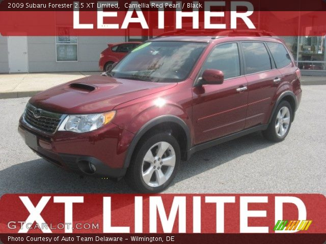 camellia red pearl 2009 subaru forester 2 5 xt limited. Black Bedroom Furniture Sets. Home Design Ideas