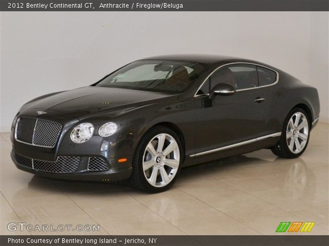 2012 Bentley Continental GT  in Anthracite