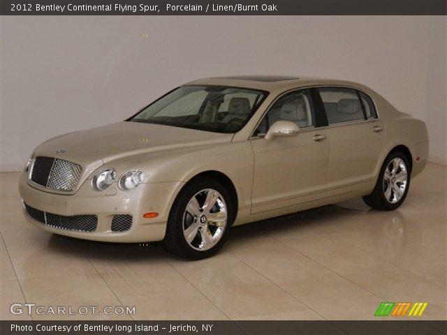 2012 Bentley Continental Flying Spur  in Porcelain