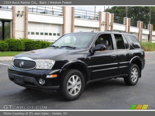 2004 Buick Rainier CXL in Black