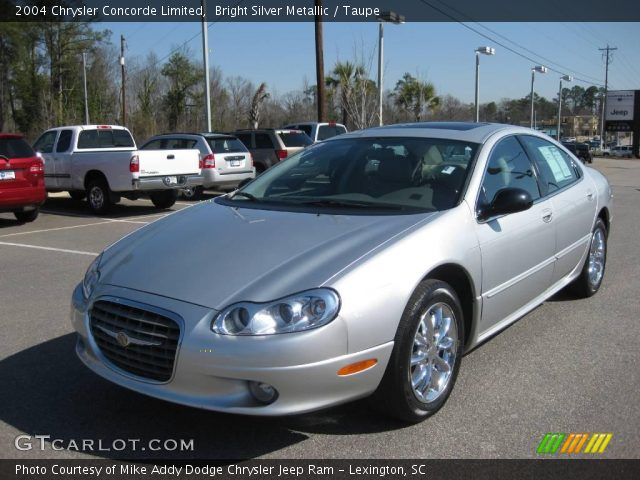 2004 chrysler concorde limited in bright silver metallic click to see. Cars Review. Best American Auto & Cars Review