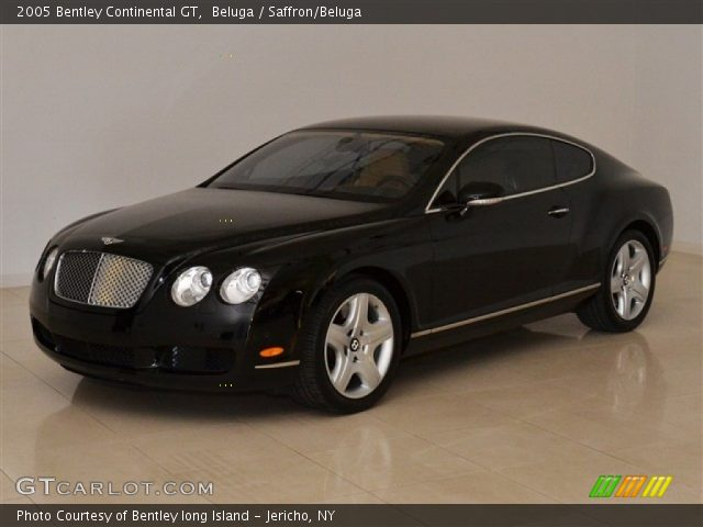 2005 Bentley Continental GT  in Beluga