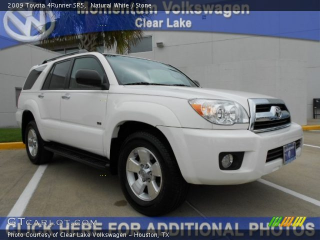 natural white 2009 toyota 4runner sr5 stone interior vehicle archive 55779875. Black Bedroom Furniture Sets. Home Design Ideas