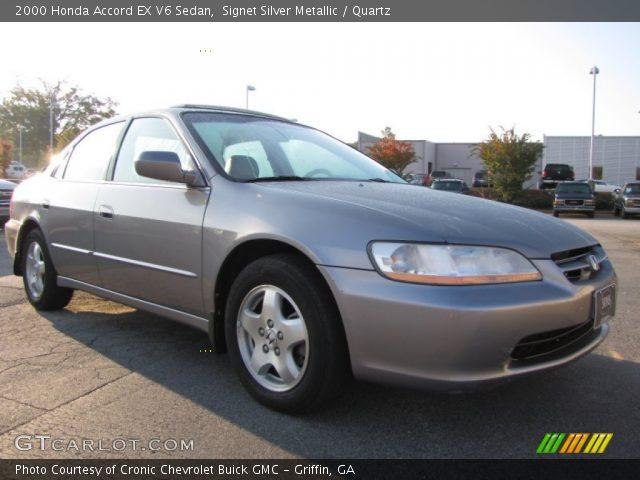 on 2000 Honda Accord V6 Engine