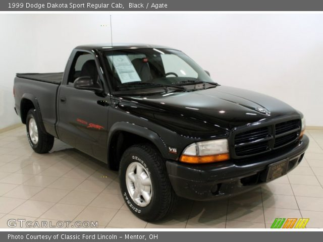 on 2002 Dodge Dakota Sport Blue