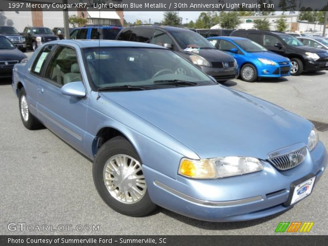 light denim blue metallic 1997 mercury cougar xr7 30th anniversary light prairie tan interior gtcarlot com vehicle archive 55875113 light denim blue metallic 1997 mercury cougar xr7 30th anniversary light prairie tan interior gtcarlot com vehicle archive 55875113