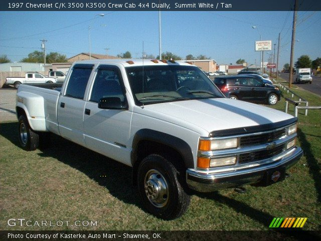 1997 Chevy 3500 Dually