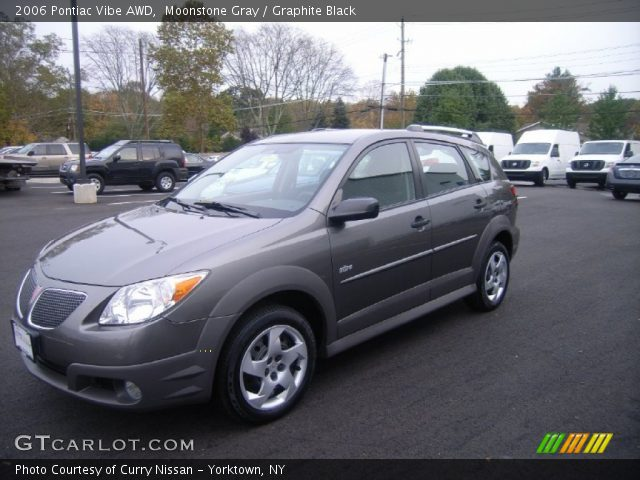 2006 Pontiac Vibe AWD in Moonstone Gray