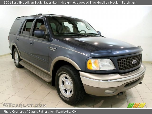 medium wedgewood blue metallic 2001 ford expedition. Black Bedroom Furniture Sets. Home Design Ideas