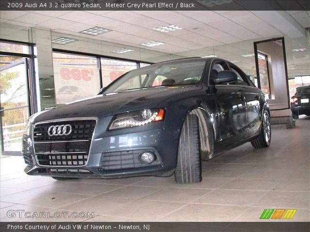 meteor grey pearl effect 2009 audi a4 3 2 quattro sedan. Black Bedroom Furniture Sets. Home Design Ideas