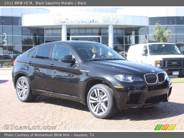 black sapphire metallic 2012 bmw x6 m black interior. Black Bedroom Furniture Sets. Home Design Ideas