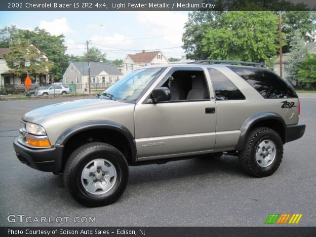 2002 Chevy Blazer Zr2 Owners Manual