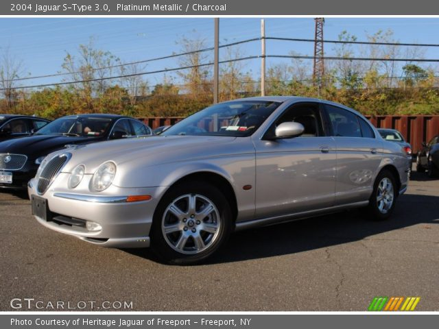 2004 jaguar s type 3 0 in platinum metallic click to see large photo. Black Bedroom Furniture Sets. Home Design Ideas