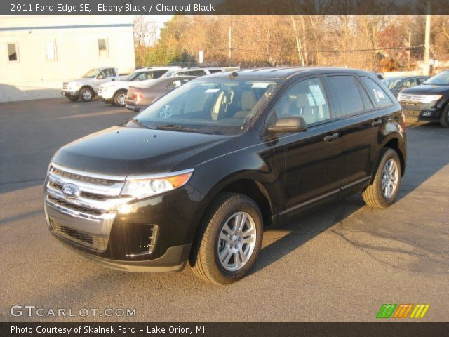 2011 Ford Edge SE in Ebony Black