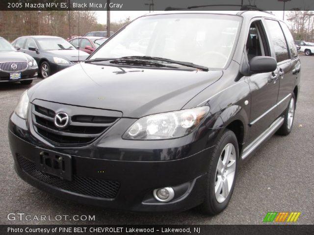 2005 Mazda MPV ES in Black Mica