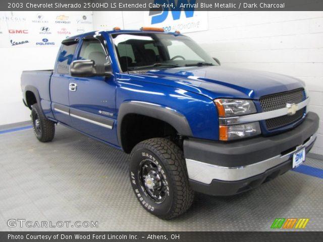 I 77 Ford Ripley Wv >> Blue 2003 Chevy Silverado.html | Autos Weblog