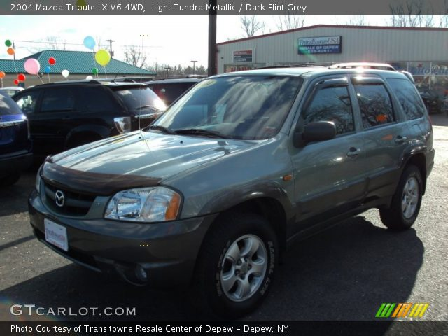 light tundra metallic 2004 mazda tribute lx v6 4wd. Black Bedroom Furniture Sets. Home Design Ideas
