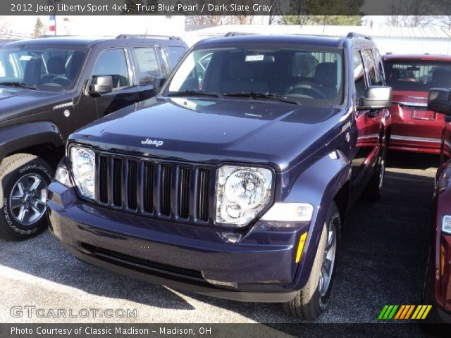 2012 Jeep Liberty Jet For Sale 2012 Jeep Liberty Sport 4x4 in True Blue Pearl. Click to see large ...