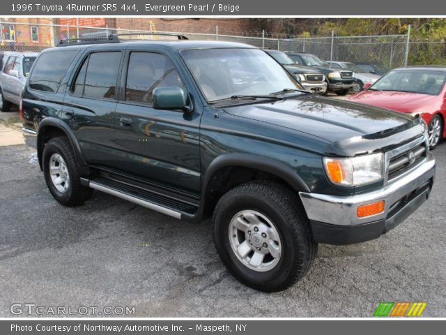 1996 toyota 4runner sr5 reviews