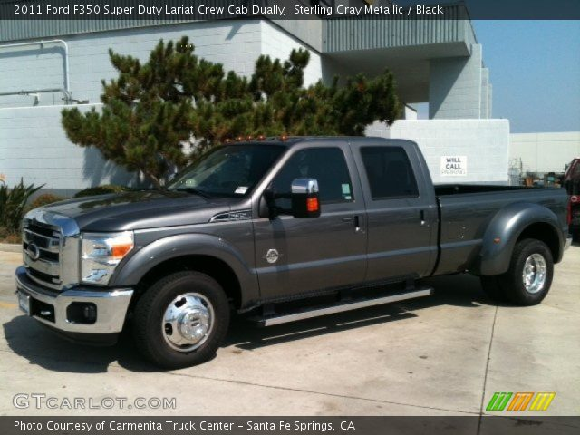 2011 Ford F350 Super Duty Lariat Dually