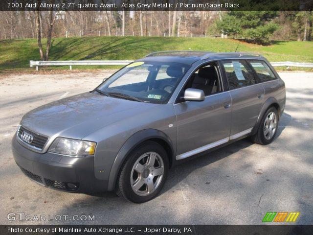 Car: Audi Allroad 2.7 T Quattro Tiptronic (pictures, images)